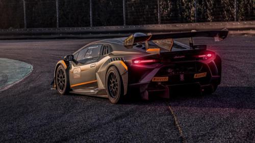 Lamborghini Huracán Super Trofeo EVO2 14