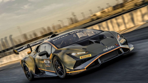 Lamborghini Huracán Super Trofeo EVO2 15