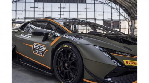 Lamborghini Huracán Super Trofeo EVO2 16