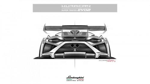 Lamborghini Huracán Super Trofeo EVO2 18