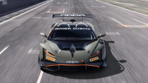 Lamborghini Huracán Super Trofeo EVO2 2