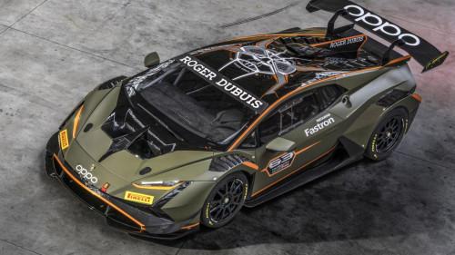 Lamborghini Huracán Super Trofeo EVO2 6