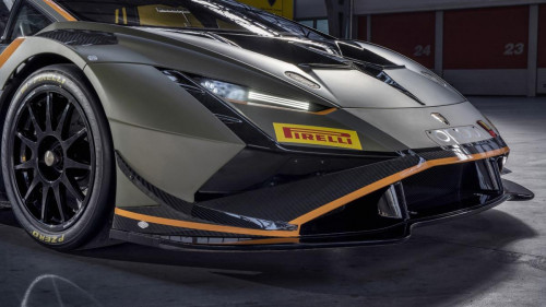 Lamborghini Huracán Super Trofeo EVO2 7