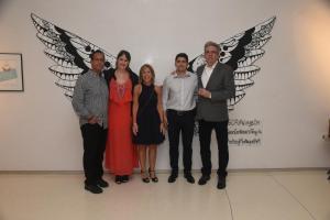 Marc Weilheimer, Kelsey Montague, Caren Berlin, Tiago Serrano, & Steve Gold2  preview