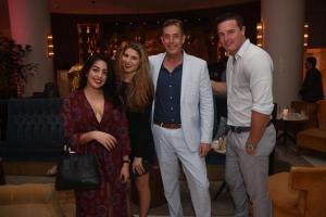 Unveiling of New Mural & Silent Auction at Nautilus South Beach 55