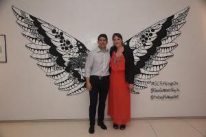 Tiago Serrano & Kelsey Montague