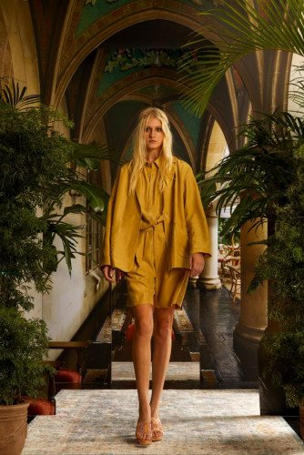Nicole Miller Spring Summer 2021 Collection at New York Fashion Week