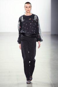 Nicole Miller Fall Winter 2019 Womenswear at New York Fashion Week 1