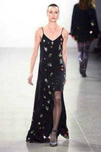 Nicole Miller Fall Winter 2019 Womenswear at New York Fashion Week