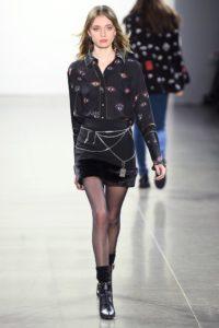 Nicole Miller Fall Winter 2019 Womenswear at New York Fashion Week 13