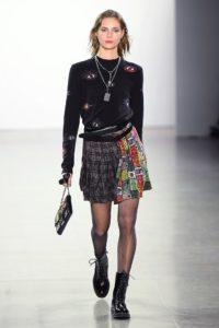 Nicole Miller Fall Winter 2019 Womenswear at New York Fashion Week 19