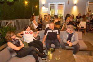 "FilmBrazil Hosts the ""2018 Brazilian Directors Showcase"" at OFA Restaurant in Miami Beach-3 9"