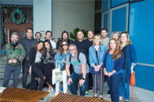 "FilmBrazil Hosts the ""2018 Brazilian Directors Showcase"" at OFA Restaurant in Miami Beach-3 15"