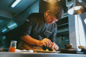 Chef Juan Alfonso Urrutia