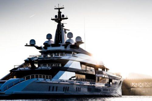 Oceanco MY Bravo Eugenia (2) - Credits Tom Van Oossanen