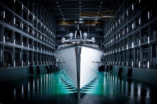 Oceanco MY Bravo Eugenia 2