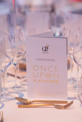 Once Upon a Kitchen Dinner in Miami Beach