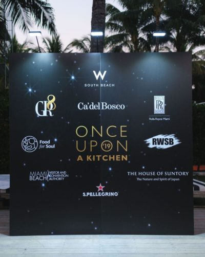 Once Upon A Kitchen Press Conference