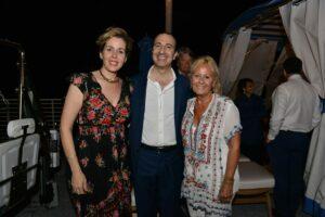 Amarylli Fridegotto, Alvise Casellati, Diana Coppola