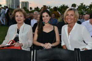Elizabeth Adir, Carla Maria, Luciana Saliani