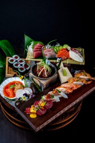 Osaka Food Omakase Platter