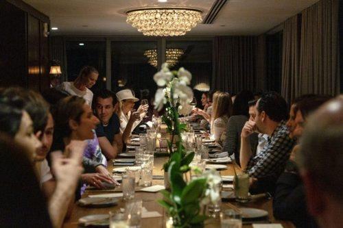 SBH  Osaka Dinner