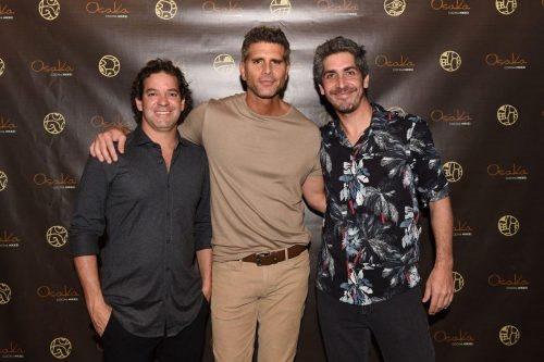 Diego De La Puente, Christian Meier, Diego Herrera