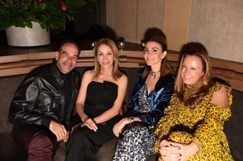 Jorge Fernandez, Lizzie Padro, Maritza Fernandez, Sasa Rupp