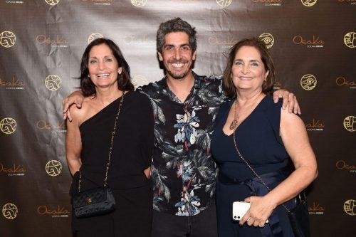 Katie Chapperes, Diego Herrera, Morie Chapperes