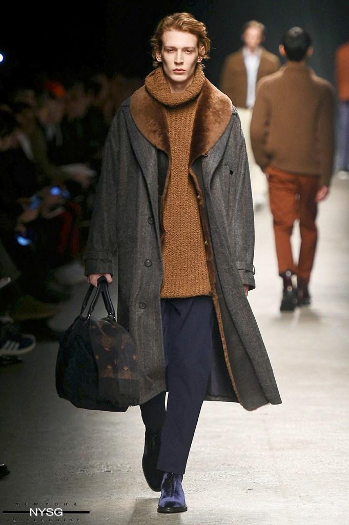 Pal Zileri Fall Winter 2018 Menswear At London Fashion Week New York Style Guide