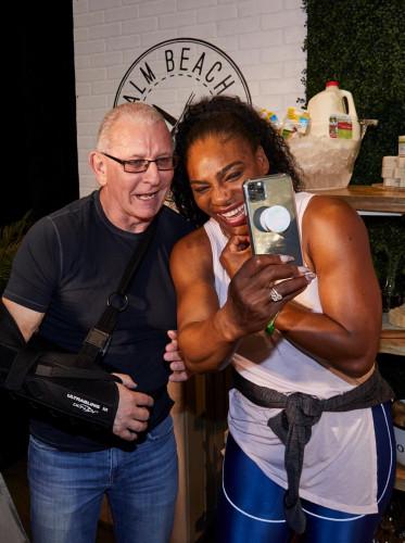 Chef-Robert-Irvine-and-Serena-Williams