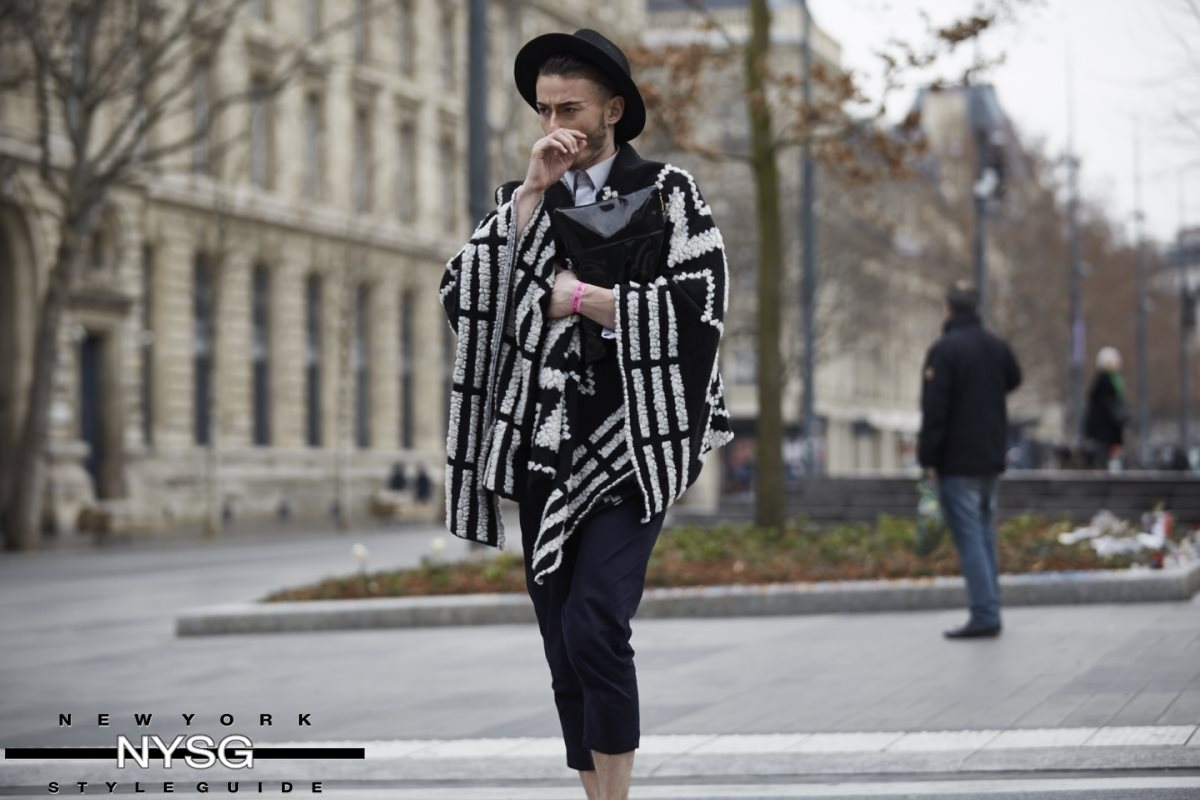 Paris Fashion Week Street Style From Men 39 S F W 16