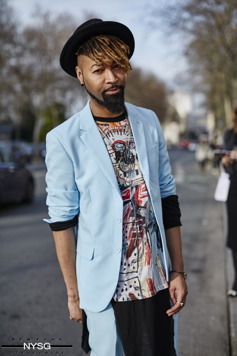 Paris Fashion Week Street Style From Men 39 S F W 16