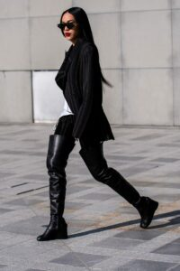 Paris Fashion Week AW19 Street Style 25