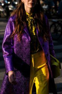Paris Fashion Week AW19 Street Style 37