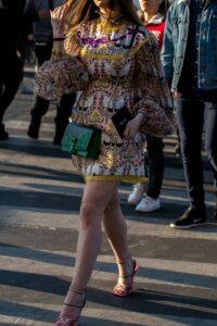 Paris Fashion Week AW19 Street Style 39