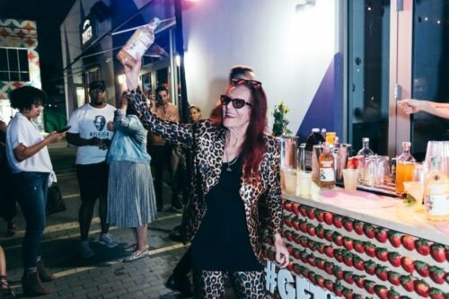 Patricia Field's 4th Annual ARTFASHION Runway Show in Wynwood