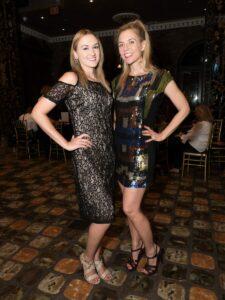 Rachel Gonzalez and Dana Rhoden