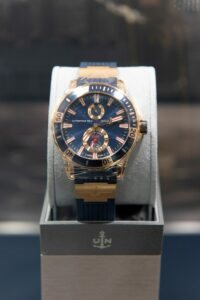 President of Ulysse Nardin hosts an intimate dinner to celebrate the Global Launch of the Skeleton x Magma Watch 1