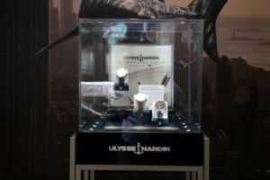 President of Ulysse Nardin hosts an intimate dinner to celebrate the Global Launch of the Skeleton x Magma Watch 21