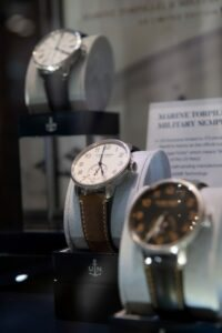 President of Ulysse Nardin hosts an intimate dinner to celebrate the Global Launch of the Skeleton x Magma Watch 13