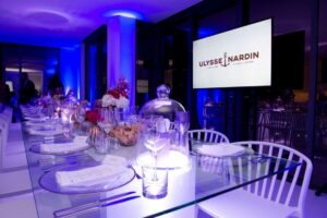 President of Ulysse Nardin hosts an intimate dinner to celebrate the Global Launch of the Skeleton x Magma Watch 53