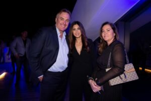President of Ulysse Nardin hosts an intimate dinner to celebrate the Global Launch of the Skeleton x Magma Watch 41