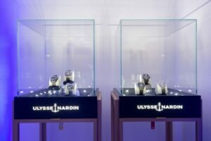 President of Ulysse Nardin hosts an intimate dinner to celebrate the Global Launch of the Skeleton x Magma Watch 47