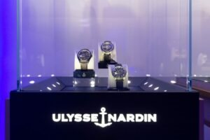 President of Ulysse Nardin hosts an intimate dinner to celebrate the Global Launch of the Skeleton x Magma Watch 57