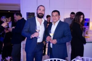 President of Ulysse Nardin hosts an intimate dinner to celebrate the Global Launch of the Skeleton x Magma Watch 59