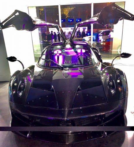 Prestige motors event