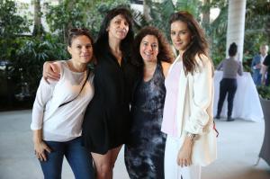Anat Ebgi, Jen DeNike, Laurie Ziegler, & Louise Stefanii6 preview