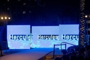 Hercules Screens Photo by Maicol Diaz