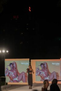 Planet Fashion Celia Evans Intros Hercules Photo by Maicol Diaz